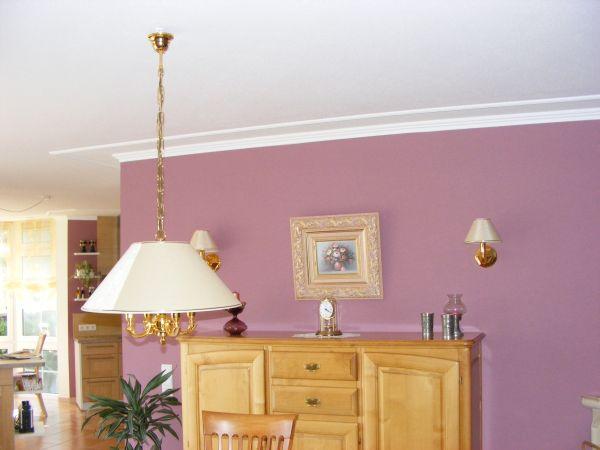 Vorschlage Wohnzimmer Streichen : kleines wohnzimmer tapezieren ...